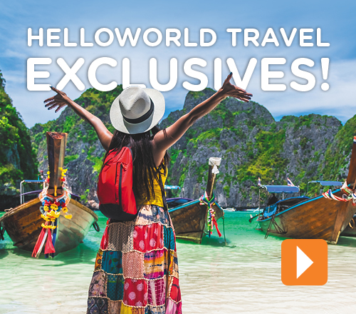 Helloworld Travel – Deals on Accommodation, Flights, Cruises